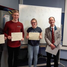Chemistry Success for Year 12 Students