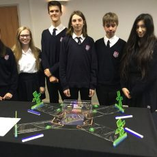 Churston wins at the MADE project