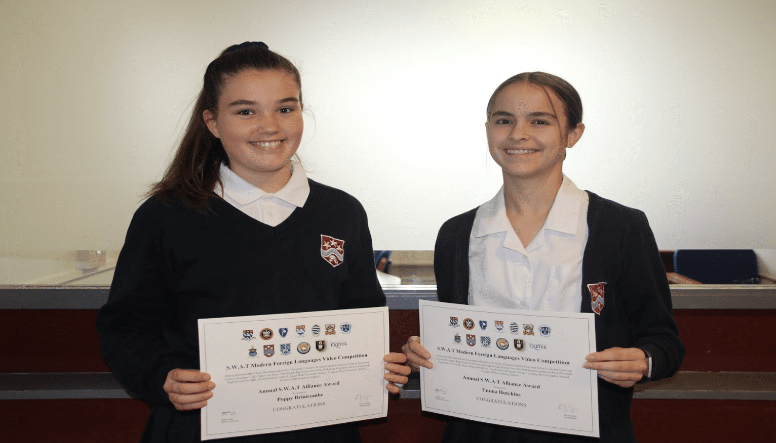CFGS Win S.W.A.T French Video Challenge